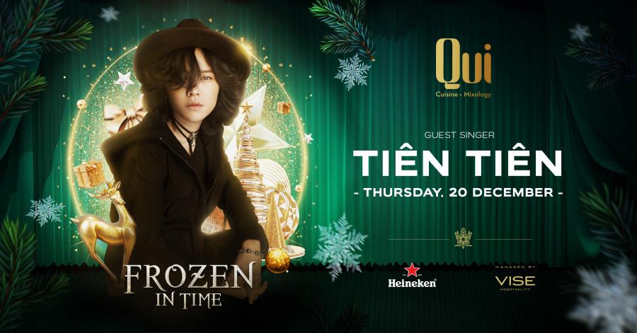TIEN TIEN SINGER – 20 December